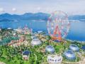 """Cận cảnh """"Vinpearl Sky Wheel"""" – top 10 vòng quay cao nhất thế giới tại Vinpearl Land Nha Trang"""
