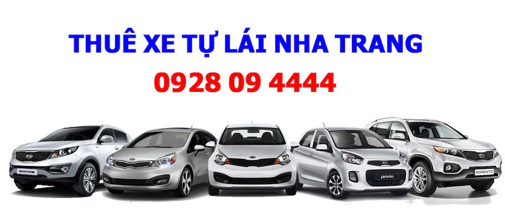 thuê xe tự lái Nha Trang
